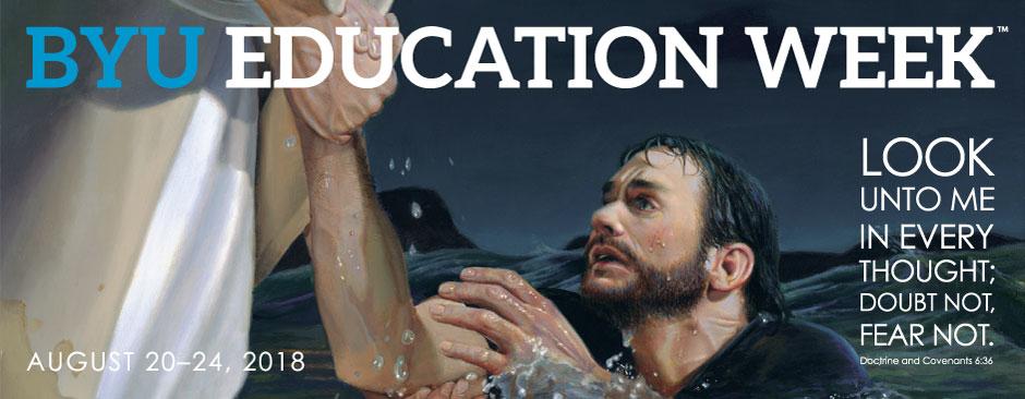 BYU Education Week